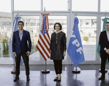 Funcionaria de embajada de EE.UU.