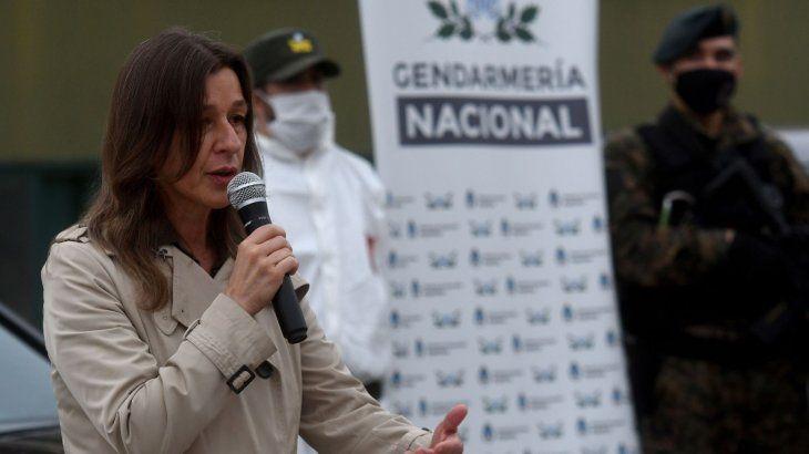 """Frederic consideró fueron """"razones ideológicas y políticas"""" las que llevaron al Macri a """"no respetar las instituciones democráticas"""""""