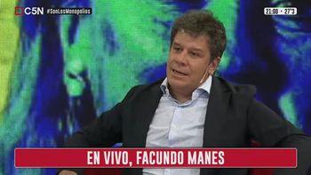 Facundo Manes.