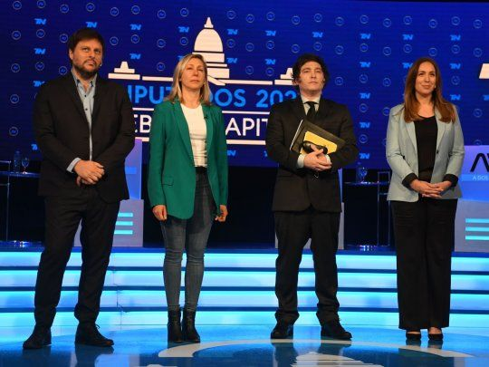 Debate de candidatos a diputados por la Ciudad con duros cruces sobre  inseguridad, educación, economía y