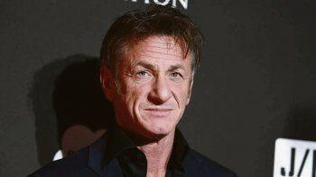 Sean Penn. Portavoz de quienes exigen garantías para volver a actuar.