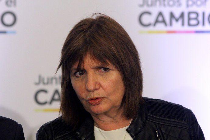 Patricia Bullrich pronostica 45 por ciento para JxC en noviembre
