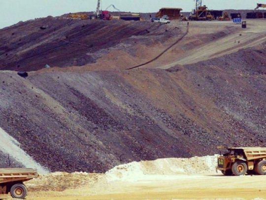 Alberto destacó proyecto minero en Chubut