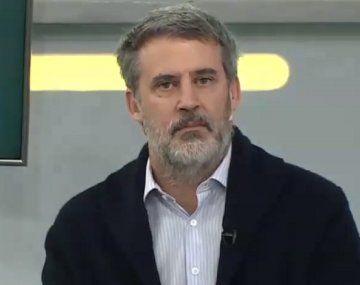 """""""No hay ningún antecedente, en la Argentina por lo menos, de un desenlace feliz de un programa del Fondo Monetario Internacional"""", enfatizó Prat-Gay."""