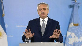 Alberto empuja llamado a diálogo con apoyo del FdT