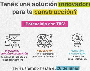 La Cámara Argentina de la Construcción convocó a emprendedores y startups para desarrollar nuevas ideas en el sector.