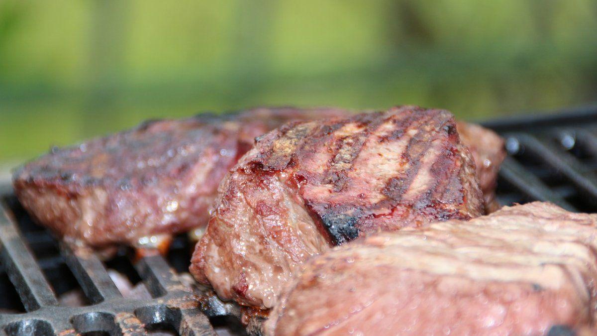 Precio de la carne en Argentina