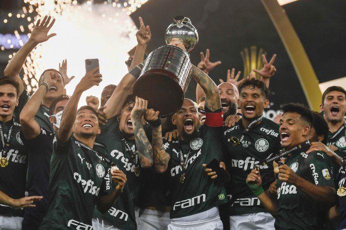 La Fortuna Que Se Lleva Palmeiras Por La Copa Libertadores