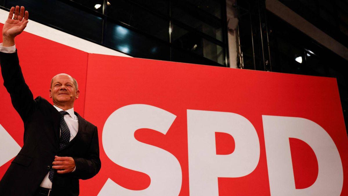 La salida de Angela Merkel en Alemania: el socialdemócrata Scholz llama a la calma y garantiza la estabilidad