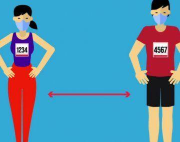 En la Maratón de Buenos Aires se implementará un importante protocolo de seguridad.
