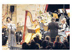 La Sinfónica de Salta se lució el domingo bajo la batuta de Luis Gorelik y con Patricia Da Dalt y Lucrecia Jancsa como solistas. El sábado, el pianista Sergio Tiempo entusiasmó al público de Bariloche.
