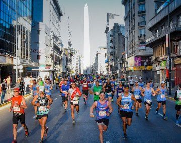 La Maratón de Buenos Aires 2021 está en duda. Sin embargo, el objetivo de Asociación Ñandú es poder organizarla.