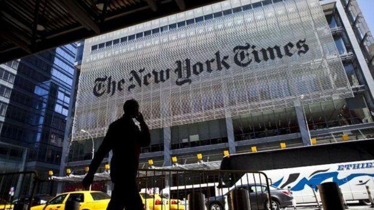 El New York Times triplicó la cantidad de suscriptores con el gobierno de Donald Trump.