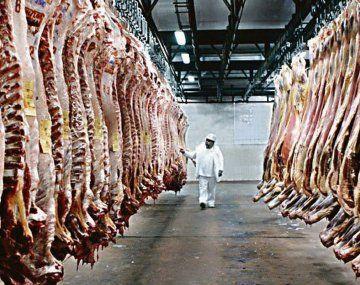 La producción de carne vacuna llegó a 282.000 toneladas res con hueso (tn r/c/h) en julio, lo que representa una suba interanual del 7,8%.