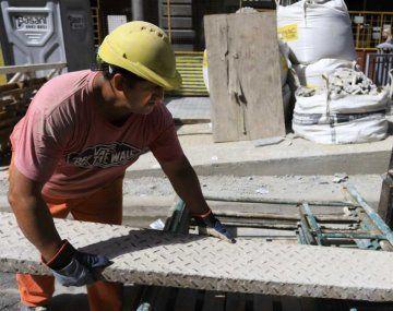 Blanqueo en construcción: piden extender los plazos