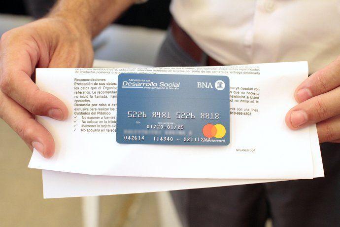 El Gobierno nacional ya tiene previsto el calendario de pagos de la Tarjeta Alimentar.