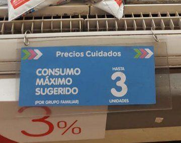 El 70% de los hogares consume productos de Precios Cuidados en los últimos tres meses