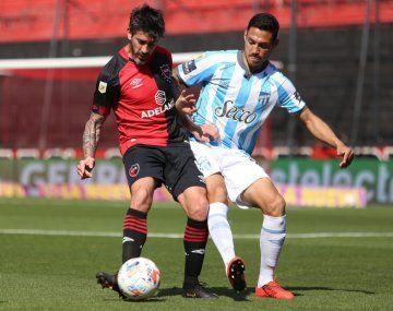 Atlético Tucumán le ganó a Newells en Rosario por la Liga Profesional.