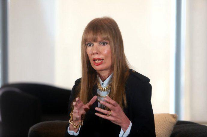 """Gaidulewicz: """"Creemos que el empoderamiento económico es clave. Muchas mujeres, al ingresar a las empresas o las organizaciones, se pierden en el camino""""."""