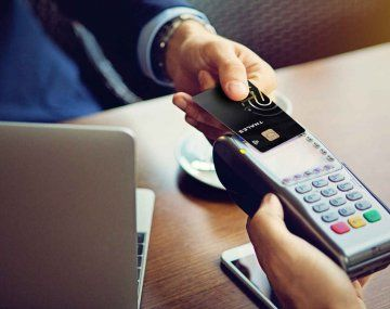 Operaciones con tarjetas de crédito crecieron 5