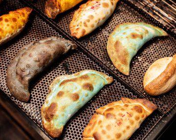 Empanadas que desafían el paladar