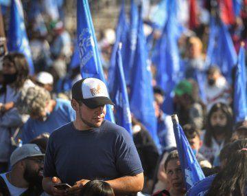 El Evita le pide a Alberto Fernández un acto de 200 mil personas con Cristina Kirchner para cerrar campaña