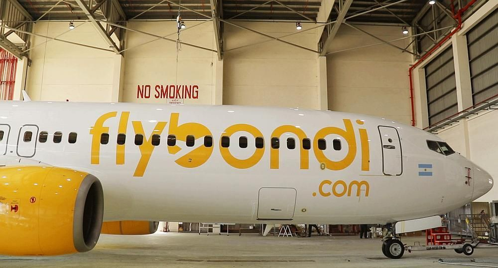 Otro incidente con Flybondi: vuelo tuvo que regresar por una falla
