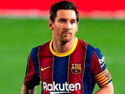 Messi podría tener problemas por un asado en su casa en Barcelona.