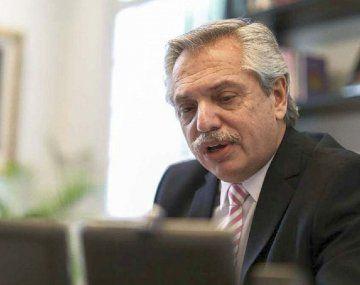 El presidente Alberto Fernández participará de un homenaje a Horacio González.