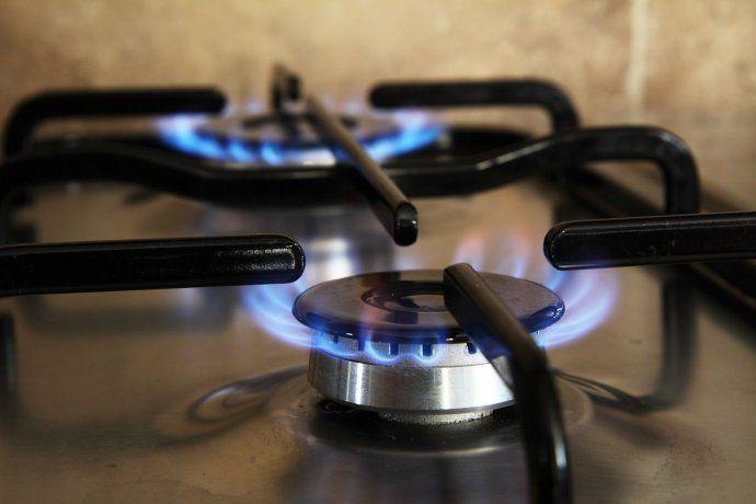 La tarifa de gas aumentará entre 6% y 7% durante mayo