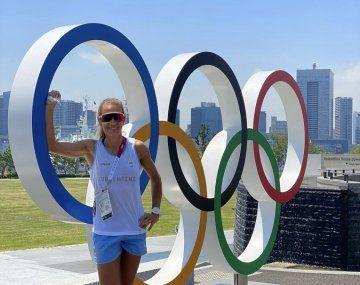Ana Gallay participará de su tercer Juego Olímpico.