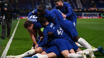 Chelsea jugó una gran serie ante Real Madrid y es finalista de la Champions.