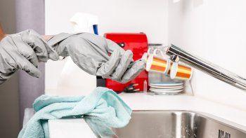 aumentos para empleadas de casas particulares: como quedo el salario
