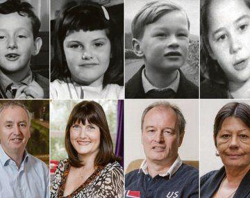 Entonces y ahora. Catorce personas, entre los 7 y los 63 años, reflexionan ante la televisión inglesa aquello que deseaban para sus vidas y lo que ésta terminó siendo en cada caso.