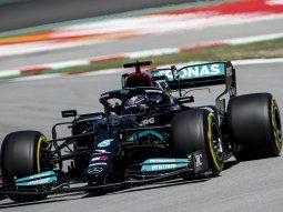 Otro hito de Hamilton en la Fórmula 1: llegó a las 100 poles