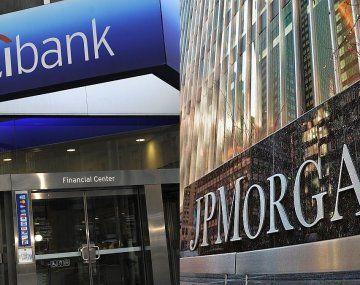 Citigroup y JP Morgan sufrieron importantes recortes en sus ganancias.
