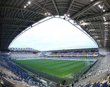 El estadio Windsor Park albergará la Supercopa de Europa y recibirá 13000 hinchas.