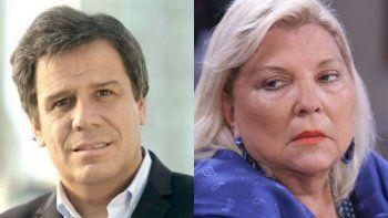 Elisa Carrió denunciará a Facundo Manes