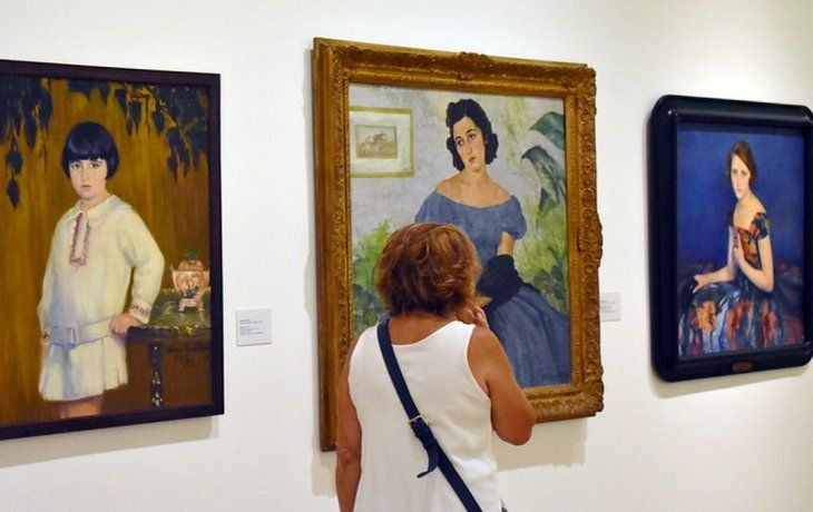 Exposición El canon accidental. Mujeres artistas en Argentina (1890-1950)