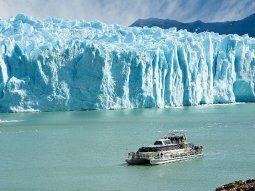 Glaciar Perito Moreno, Santa Cruz.
