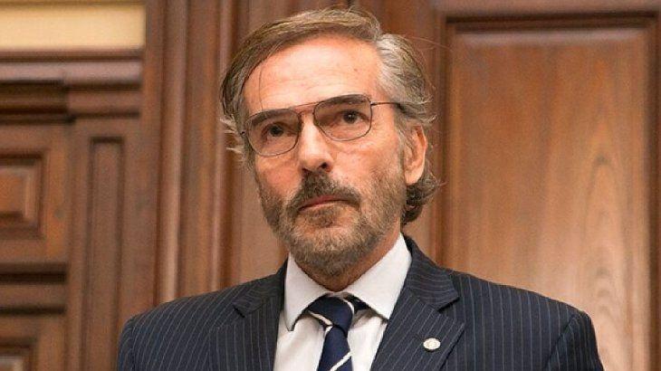 El juez Gustavo Hornos.