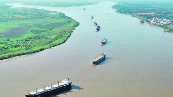 gobierno prorroga la concesion de la hidrovia