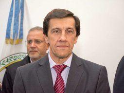 Carlos Sadir, ministro de Hacienda de Jujuy.