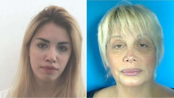 Lali Espósito y Carmen Barbieri.