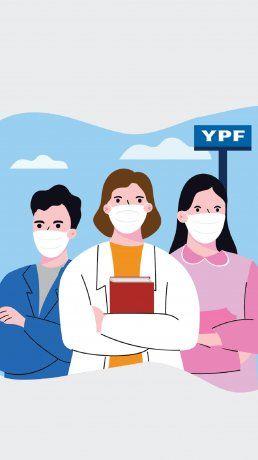 YPF ofrece un descuento especial del 15% en la carga de combustible, acceso a un desayuno bonificado en FULL y el escaneo del vehículo en Boxes de manera gratuita.