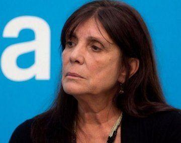 Teresa García dijo sentirse preocupada por algunas irregularidades en la tramitación del expediente, entre ellas que los abogados de parte de los chicos que iban en moto no pudieron estar presentes en la declaración testimonial de Píparo.