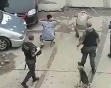 Juntos impulsa regular el uso de armas de fuego de las fuerzas de seguridad en la provincia de Buenos Aires.