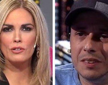 Viviana Canosa y El Dipy: un tuit dispara rumores de posible romance