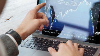 cedears: vista y mercado libre lideraron las subas en la bolsa