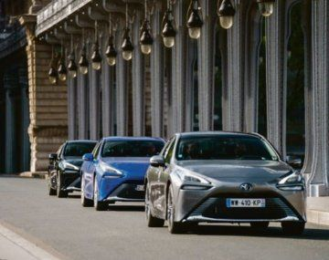 Toyota: récord de autonomía